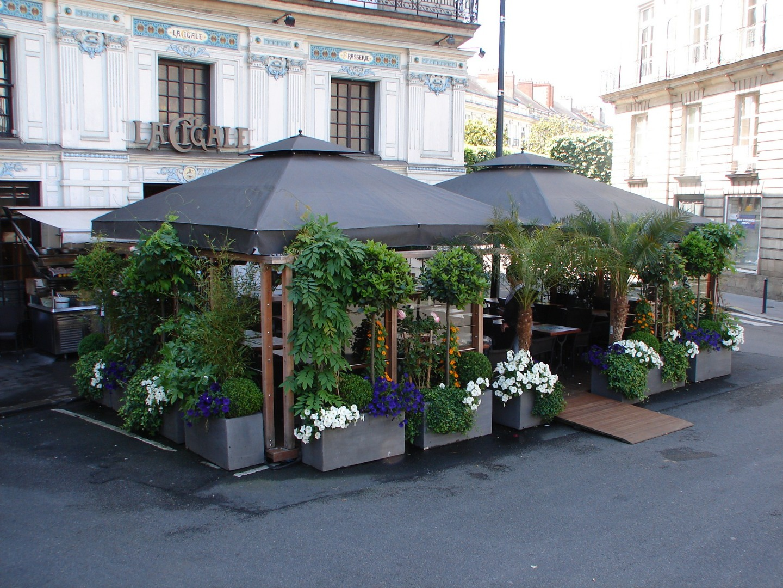 Terrasse La Cigale à Nantes